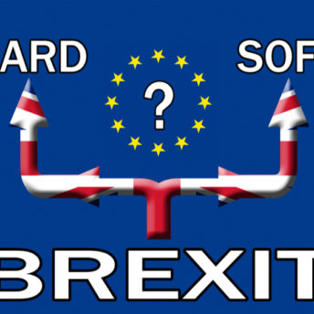 Hard soft Brexit